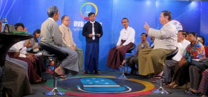 DVD debate - Dr Zaw Oo - 10 Jan 2016