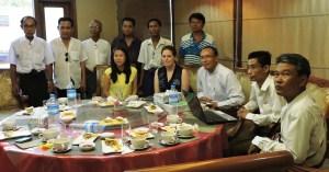 Photo with CSO