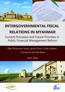 Fiscal Relations